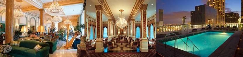 Le Pavillon Hotel, New Orleans, LA