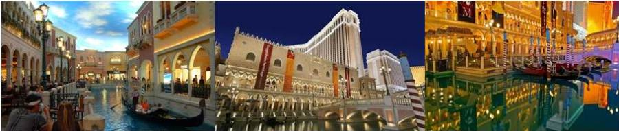 The Venetian Resort Hotel Casino, Las Vegas NV