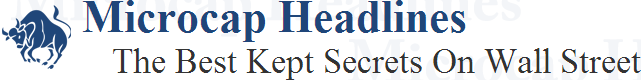 MicroCap Headlines