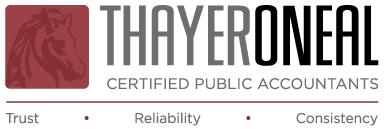 Thayer O'Neal